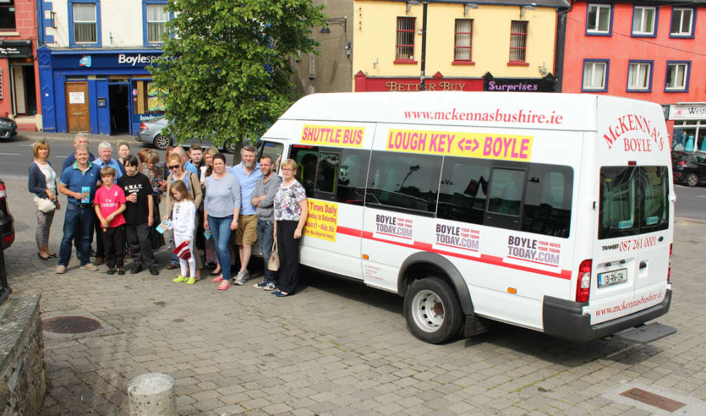 Photo of Local Shuttle Bus 2015 launched