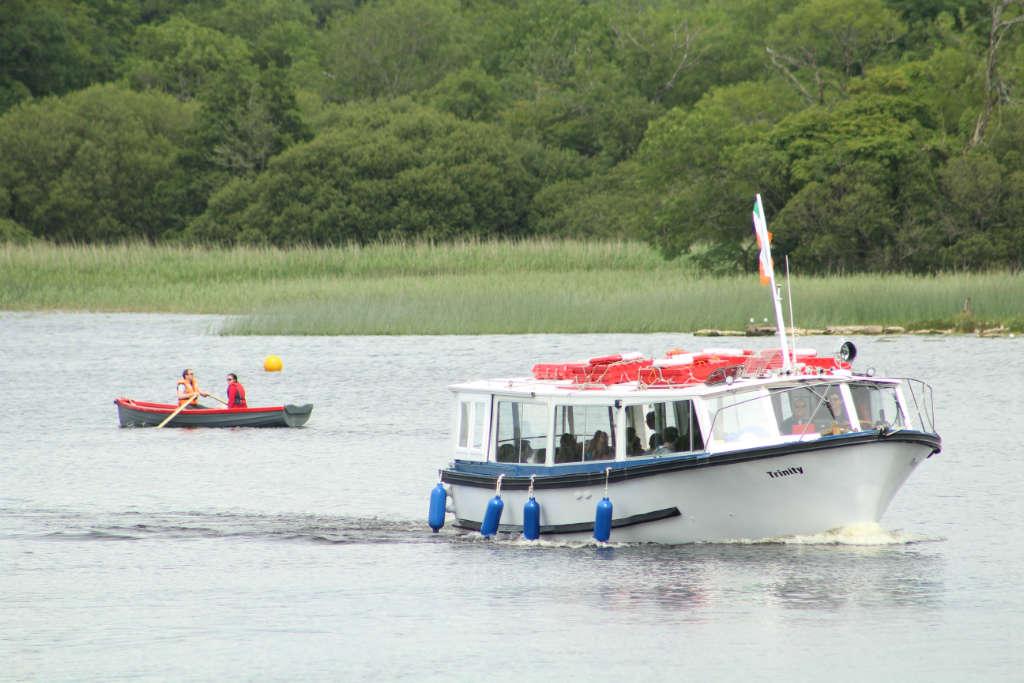 Photo of Pete Walsh Boat Regatta Saturday