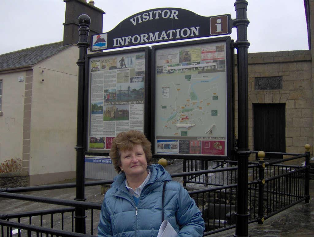 Photo of Seeking Scanlon relatives in Boyle