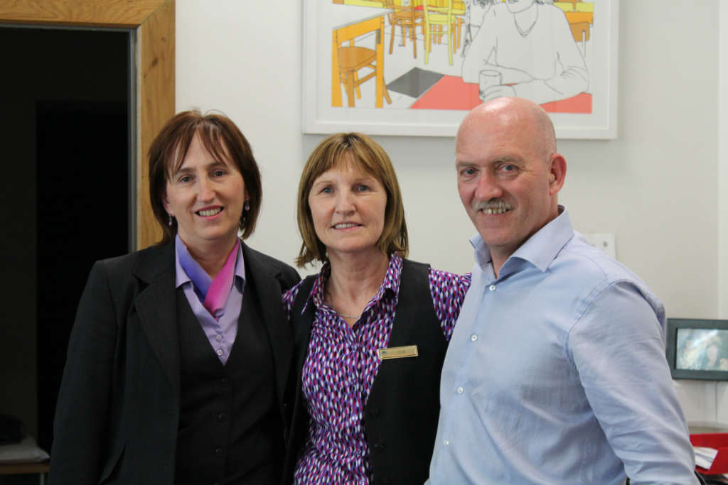 Photo of Boyle Credit Union Coffee morning
