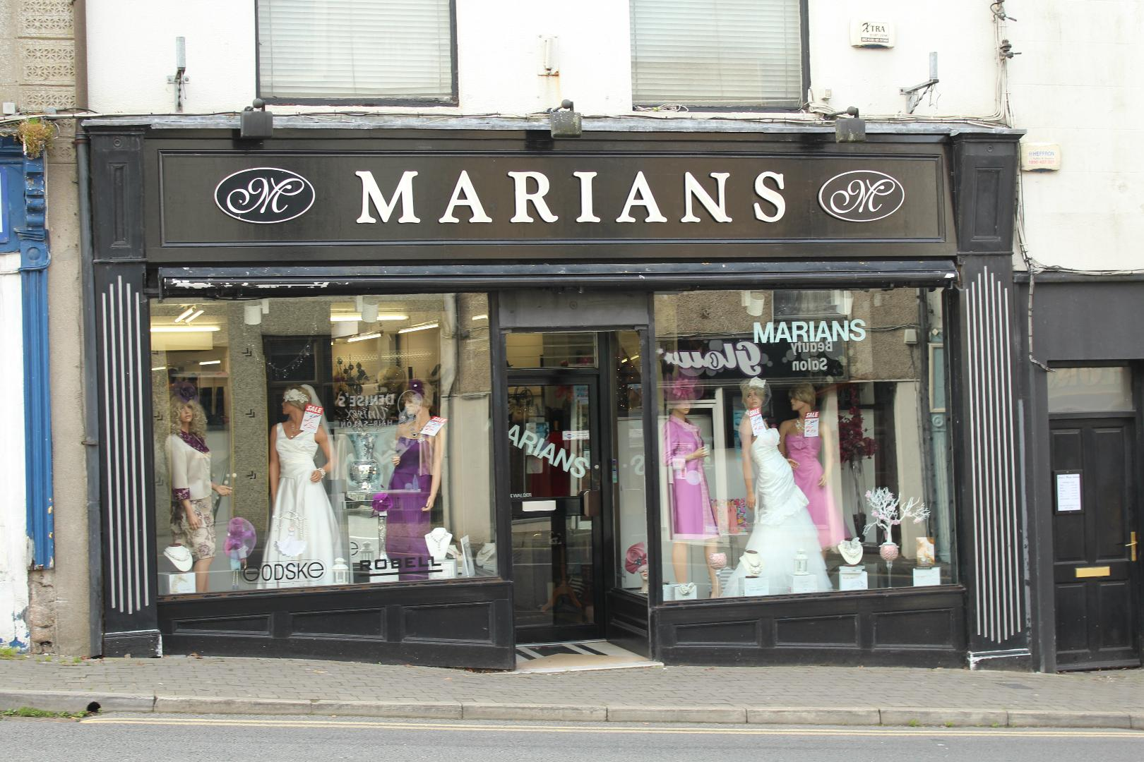 Photo of Styling event at Marians of Boyle