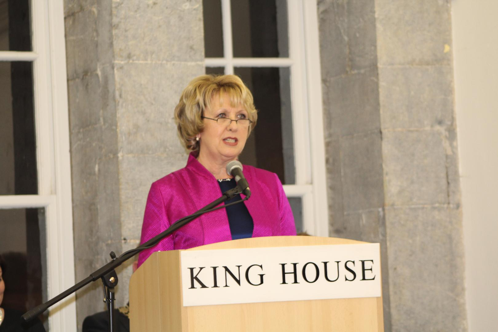 Photo of McAleese Collection goes on show