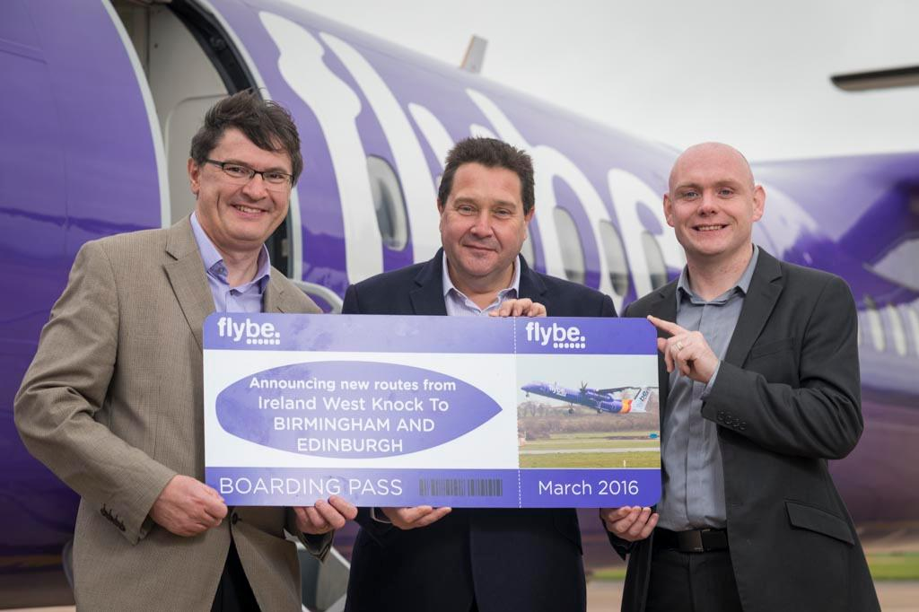 Photo of Flybe announce new Knock routes
