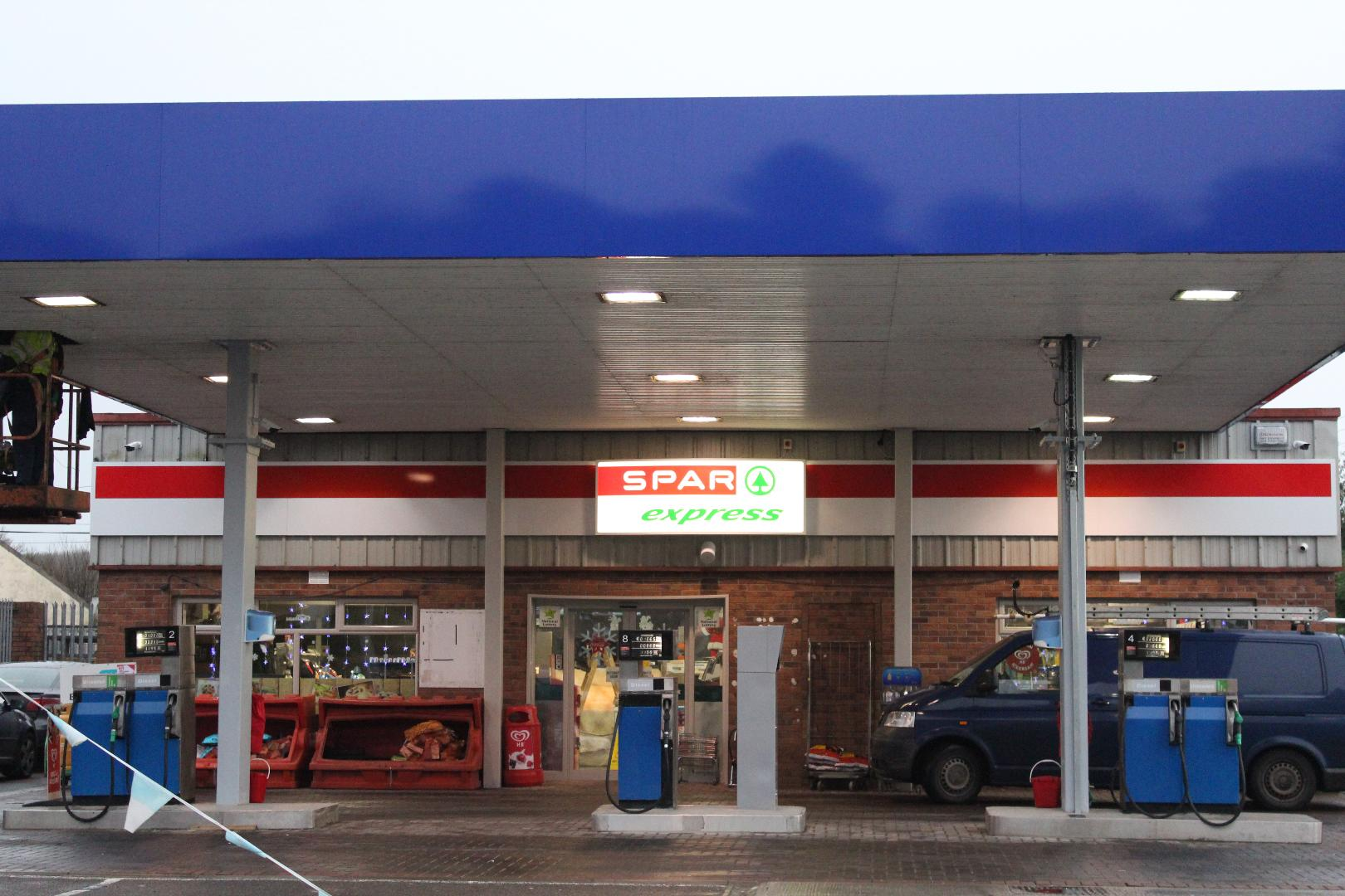 "Photo of New ""Spar Express"" opens in Boyle"