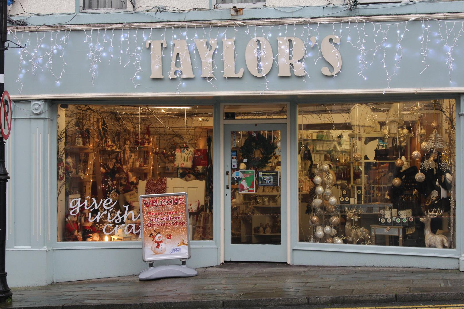 Photo of Coffee morning in Taylors Giftware