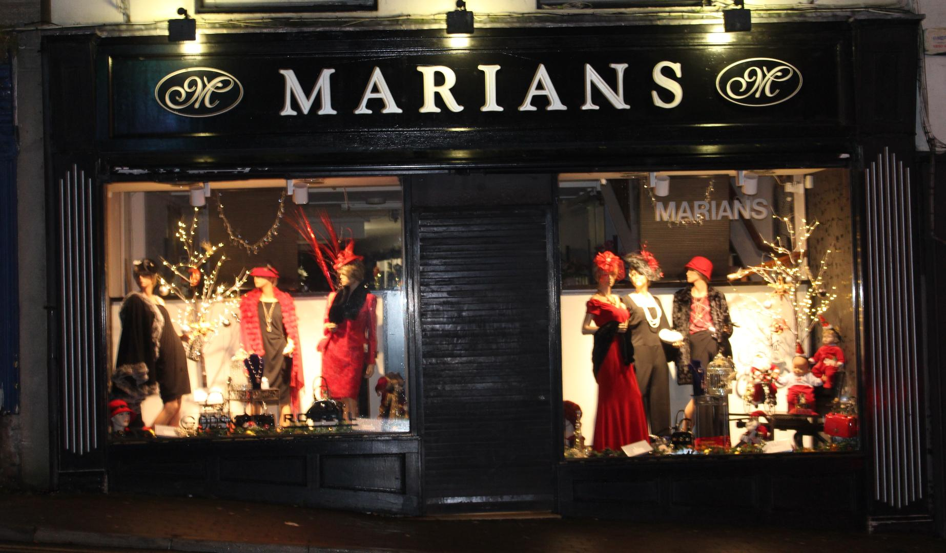 Photo of Christmas at Marians Fashions
