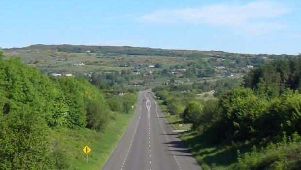 Photo of 2018 start for new N4 road to Sligo
