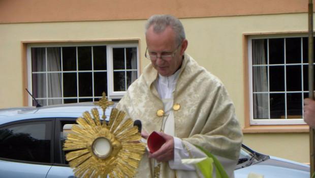 Photo of Diocesan Adoration team meeting