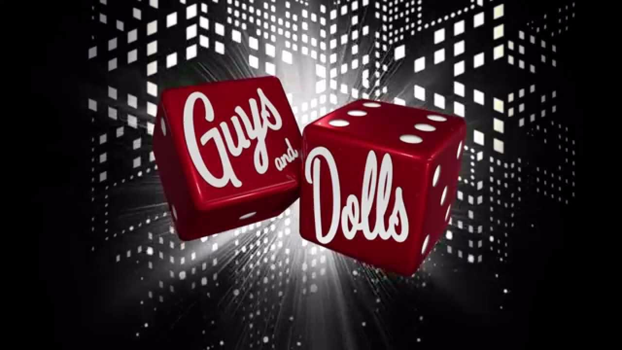 Photo of Guys and Dolls musical in Castlerea