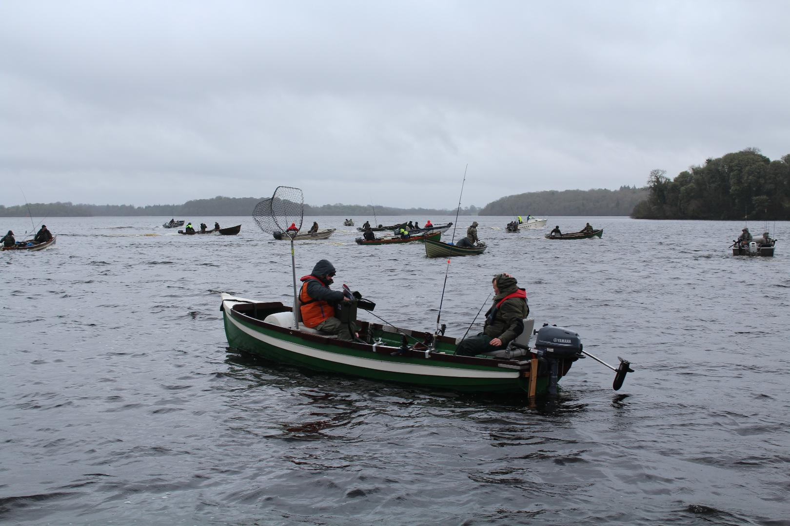 Photo of Pike Angling Festival gets underway