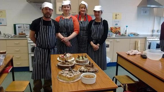 Photo of Cookery course presentations