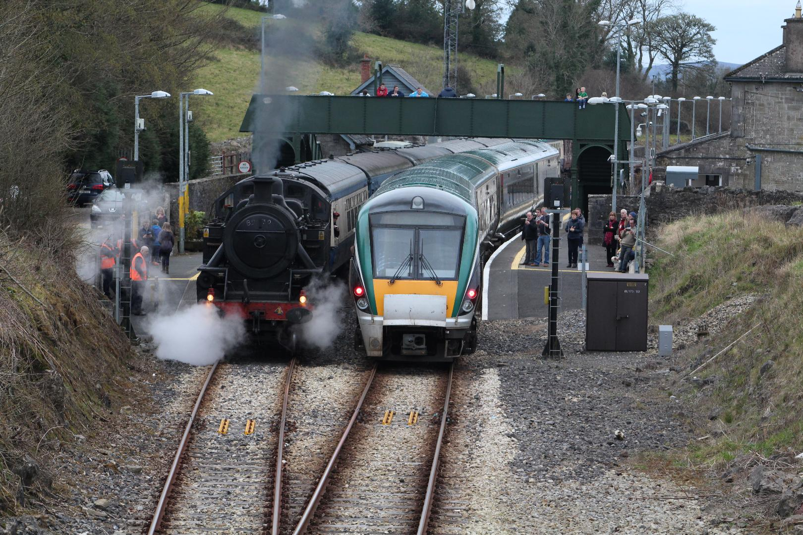 Photo of Diesel railtour to pass through county