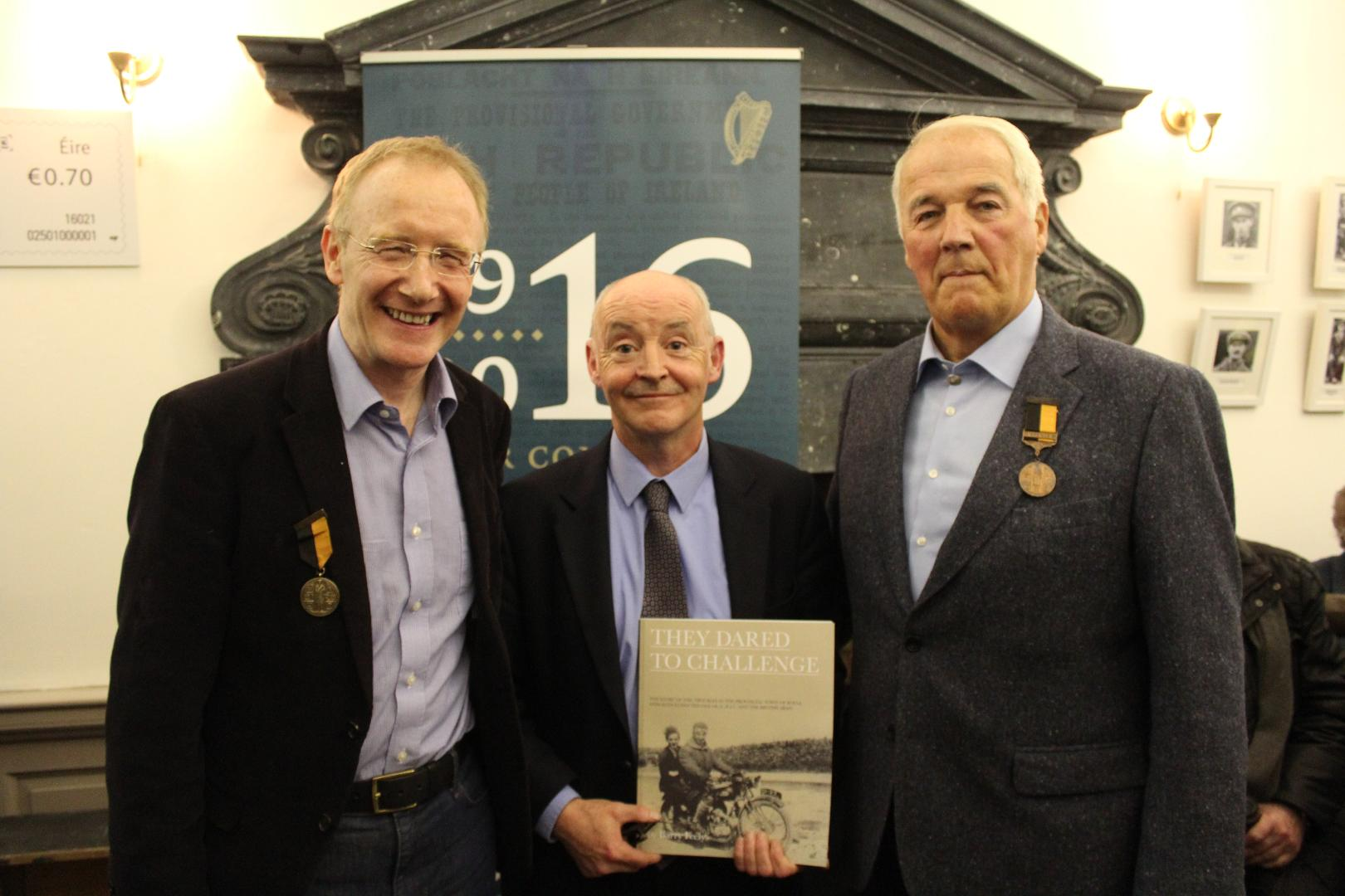 Photo of Book launched in King House