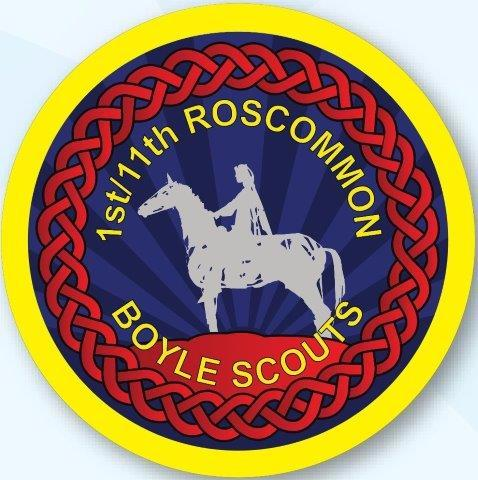 Photo of New Boyle scout badge unveiled