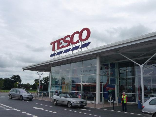 Photo of Tesco workers vote for strike action