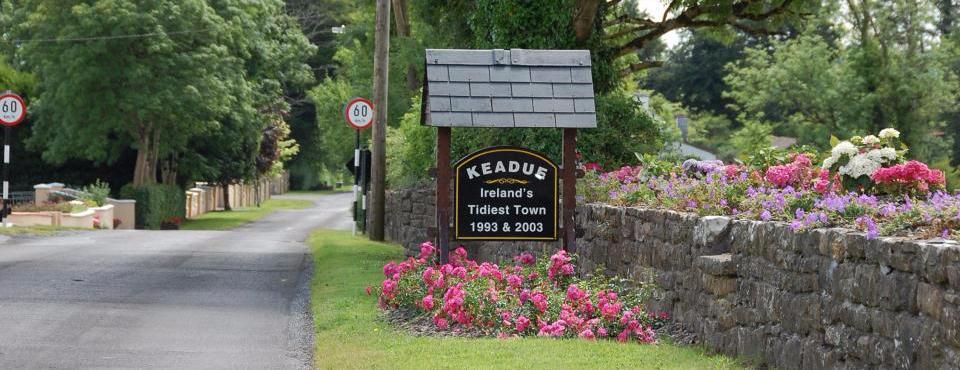 Photo of Keadue Tidy Towns info night