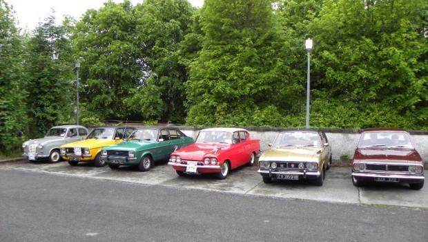Photo of Charity vintage car run on Sunday