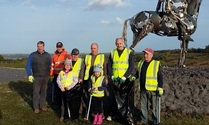 Photo of Local Spring clean ups this evening