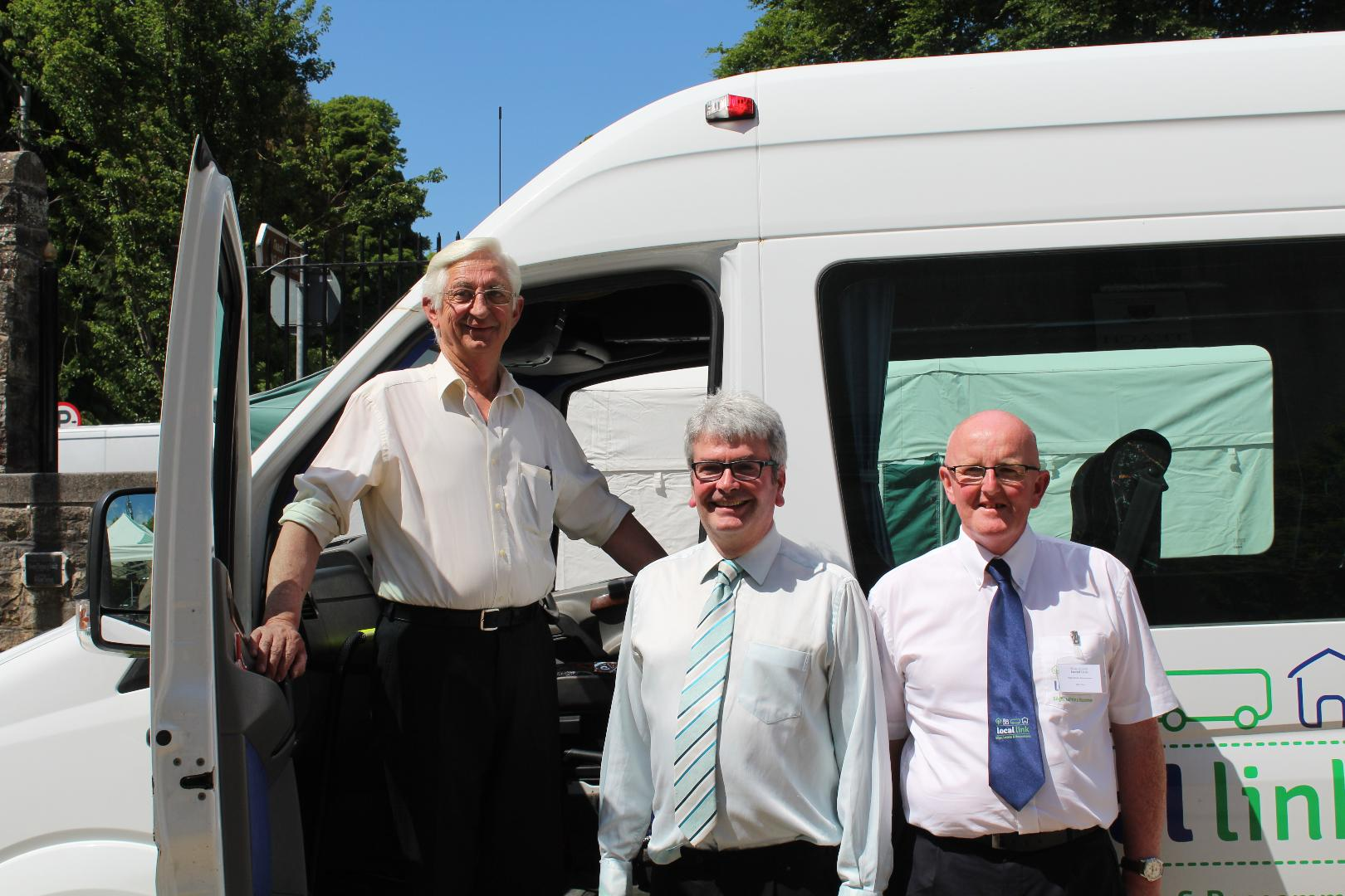 Photo of New Boyle bus has 39 local stops