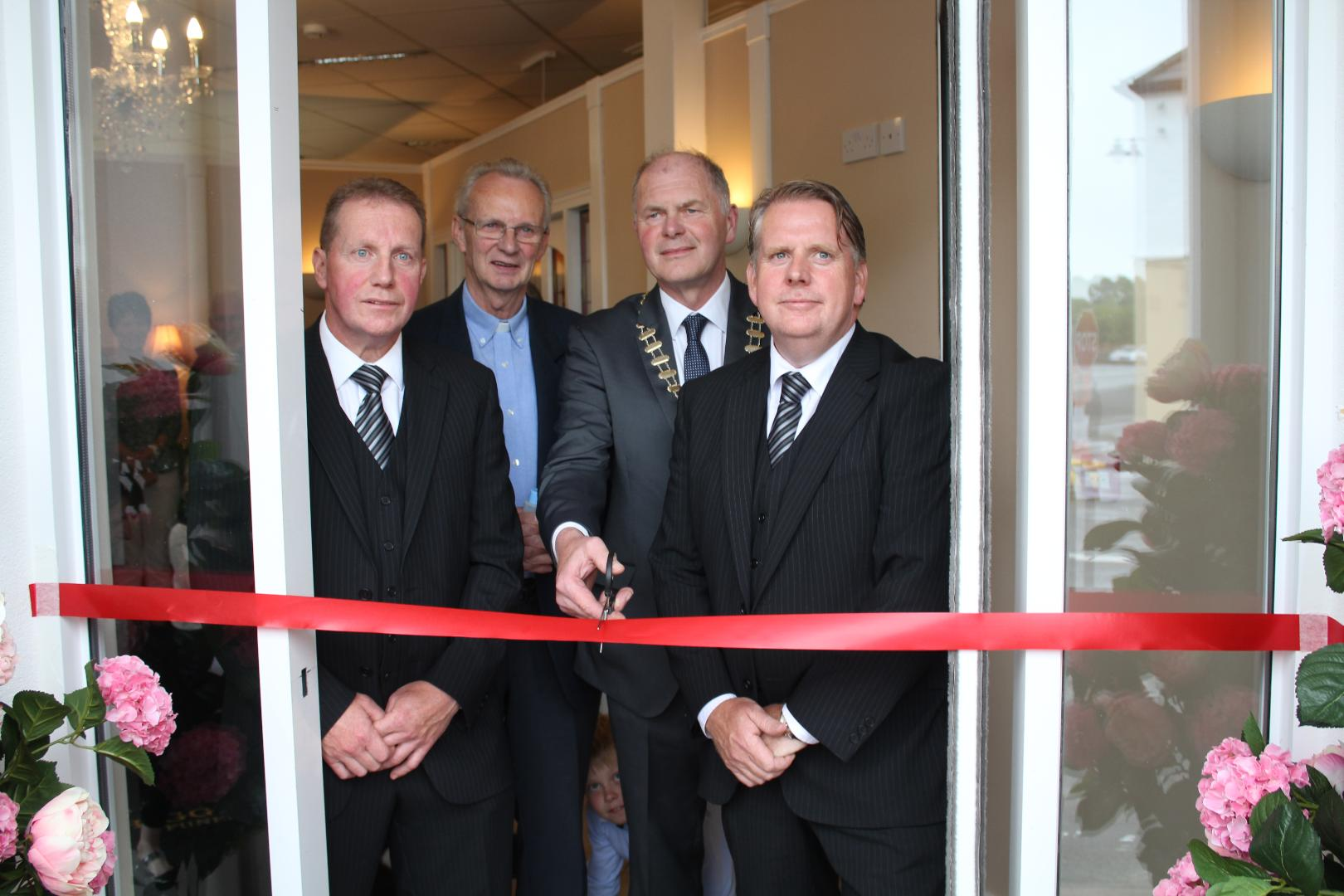 Photo of Funeral Home opens in Ballinameen