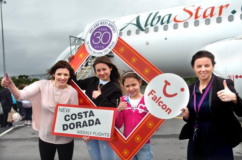 Photo of New Knock to Costa Dorada service