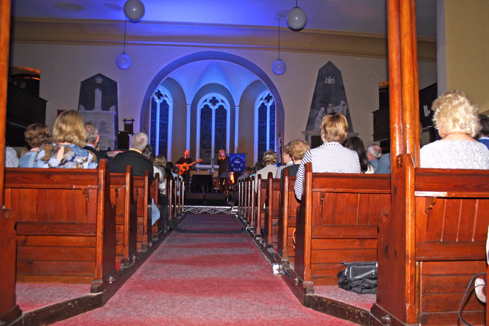 Photo of 'In Full Sail' perform tonight in Boyle