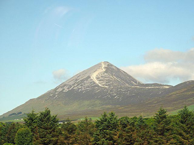 Photo of 'Celtic cycle to Croagh Patrick