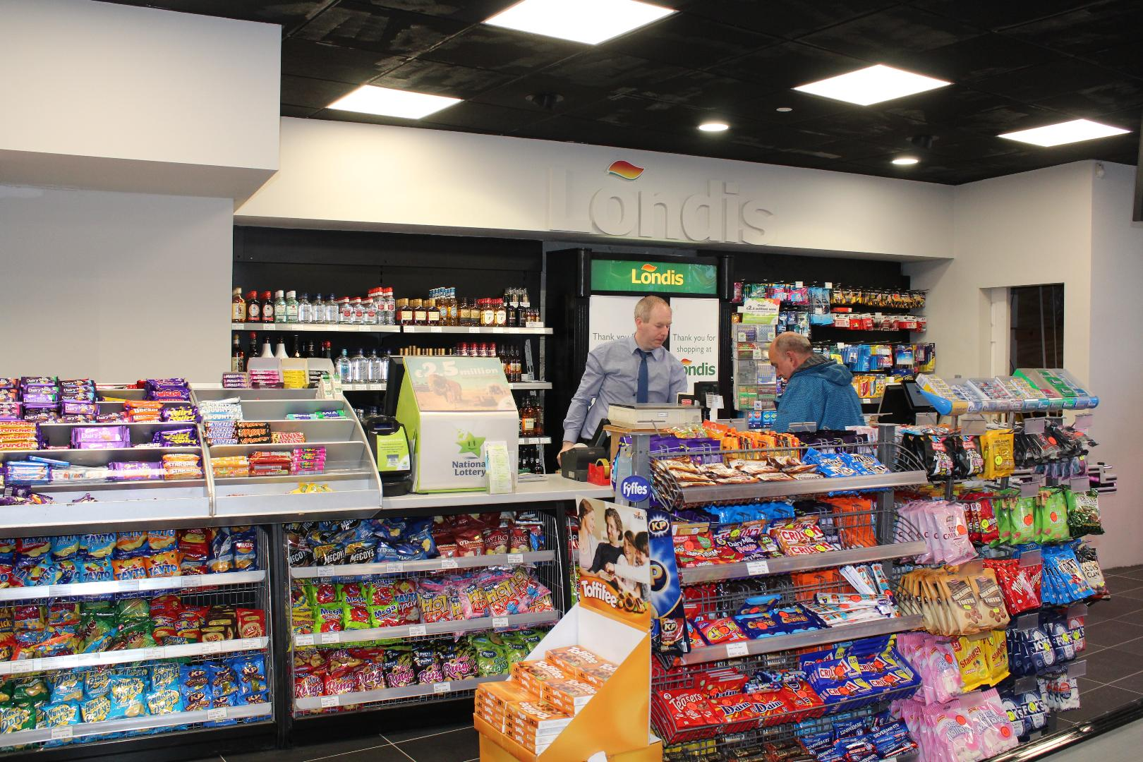 Photo of New look Kelly's Londis in Boyle