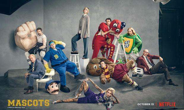 Photo of Chris O'Dowd to star in 'Mascots'