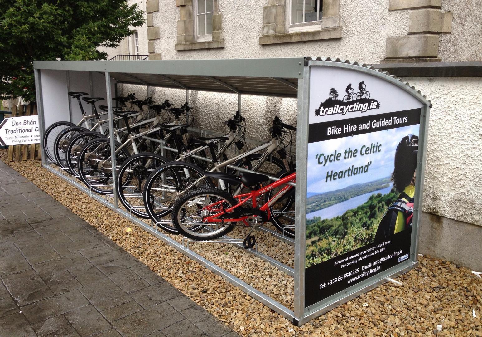 Photo of Bike hire now available in Boyle