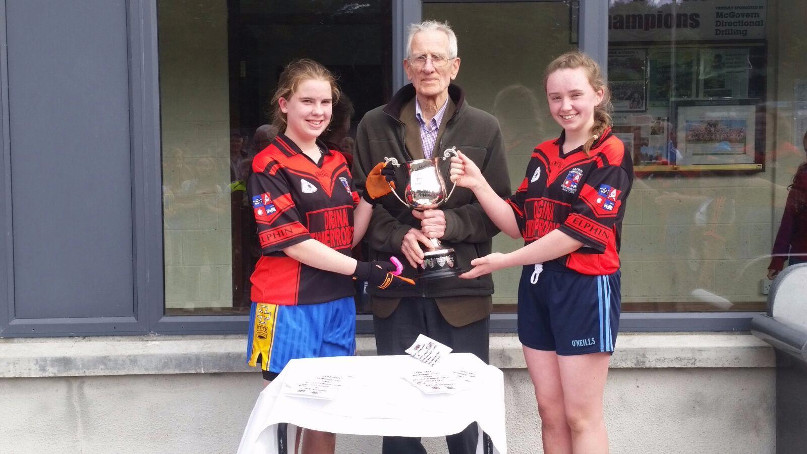Photo of Elphin/Kilmore win Sean Daly cup