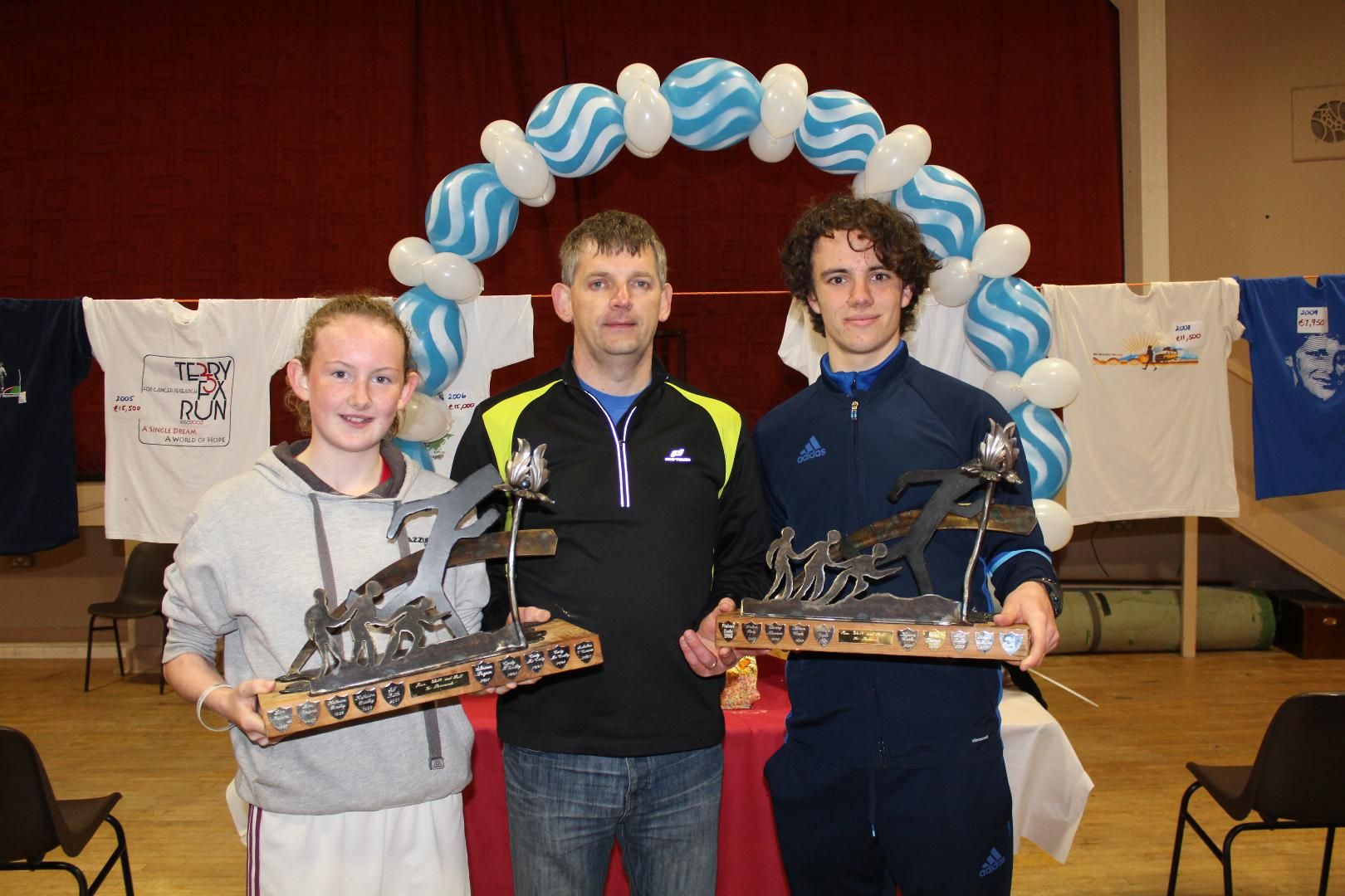 Photo of Annual Run Walk n Roll held in Boyle