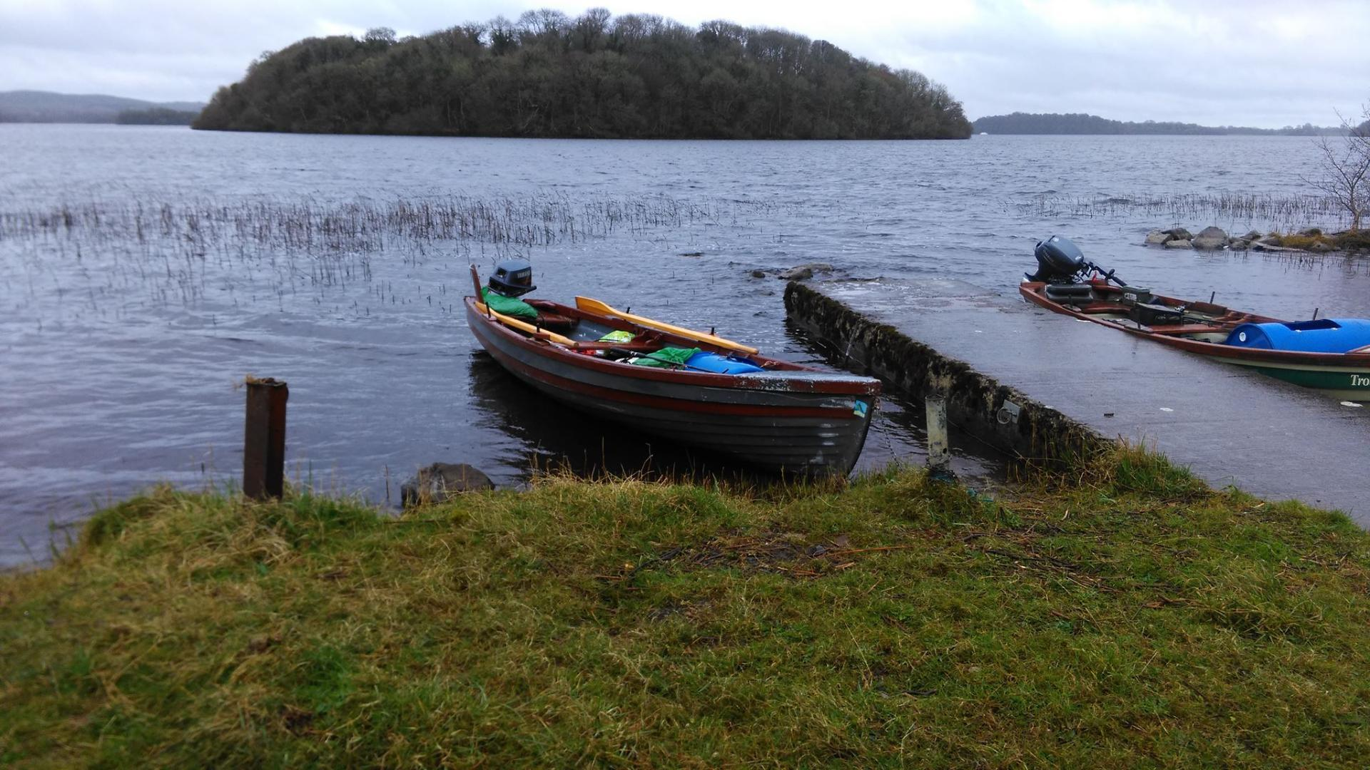 Photo of Conroy Cup fishing competition
