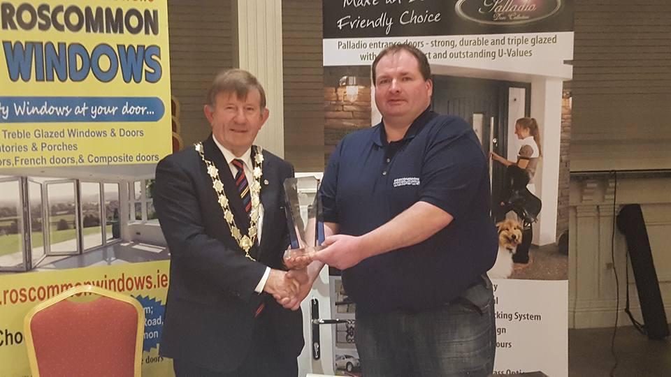 Photo of Roscommon Windows judged winners