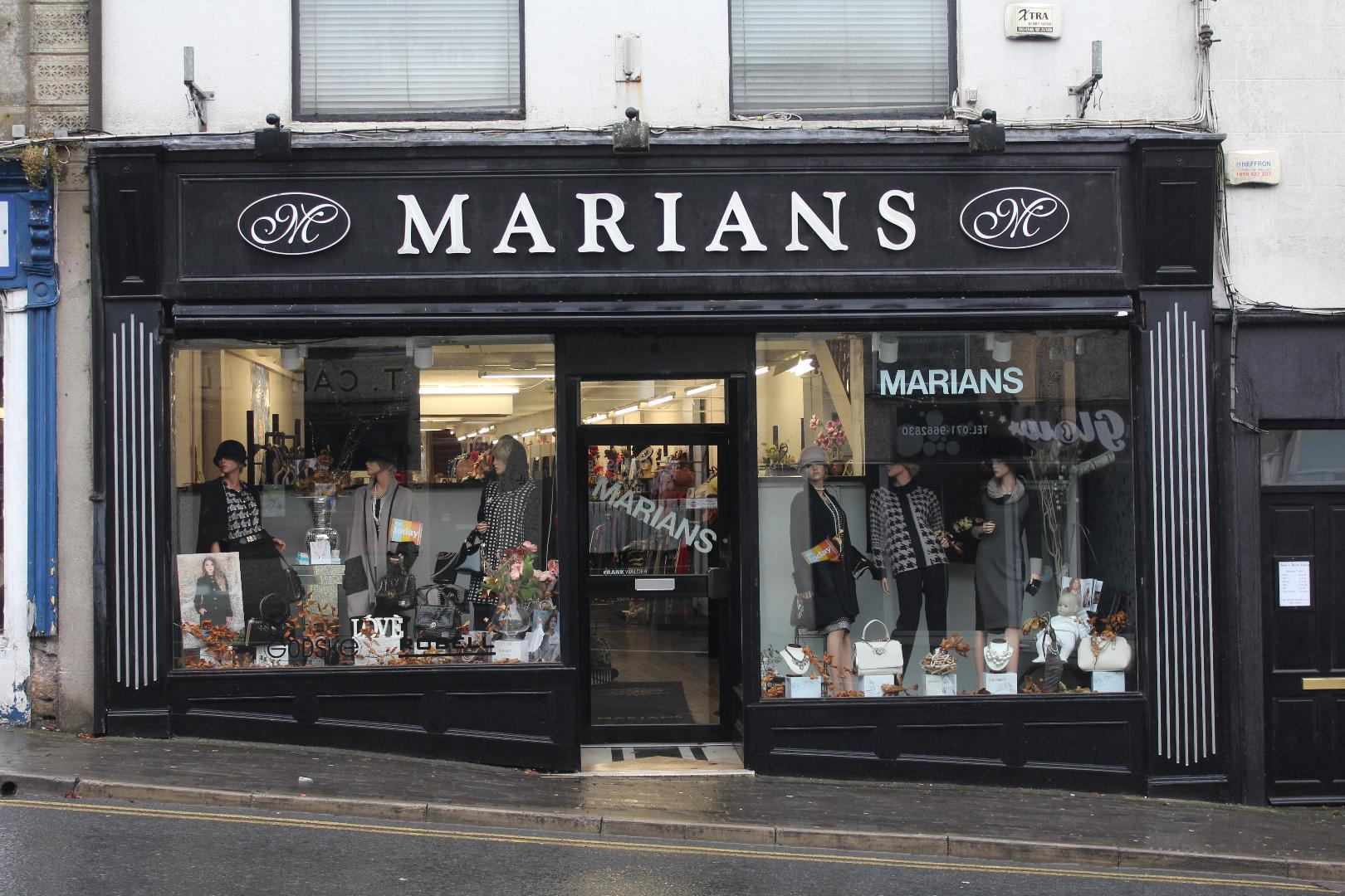 Photo of Day of Style at Marians of Boyle