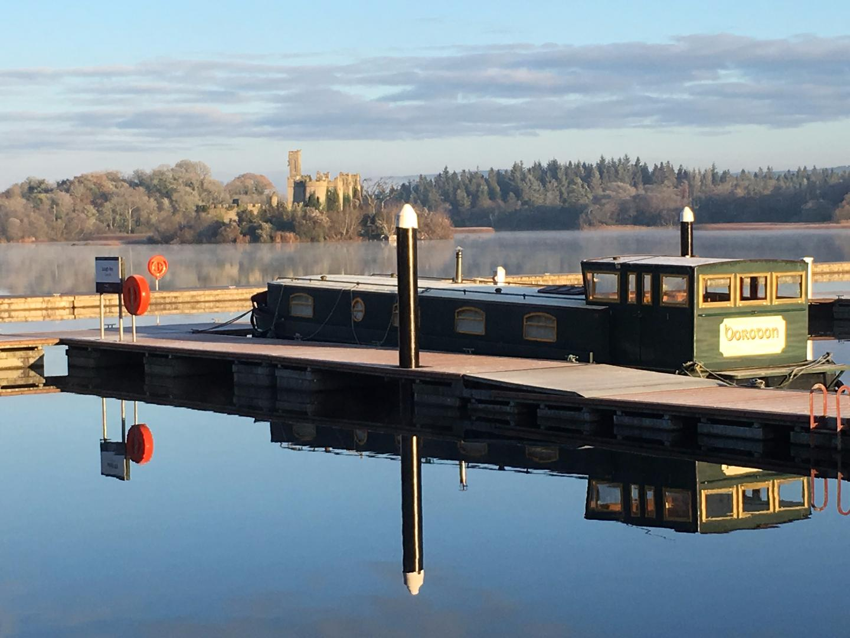 Photo of Lough Key on a beautiful Boyle morning