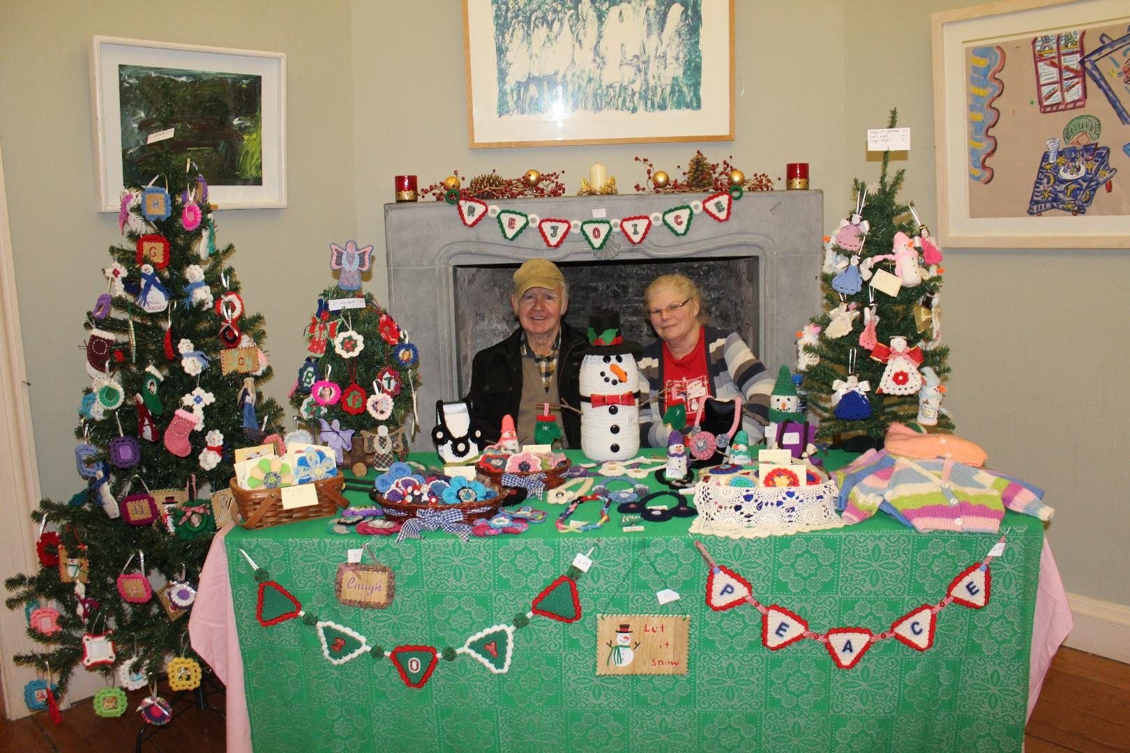 Photo of Succesful King House Craft Fair held