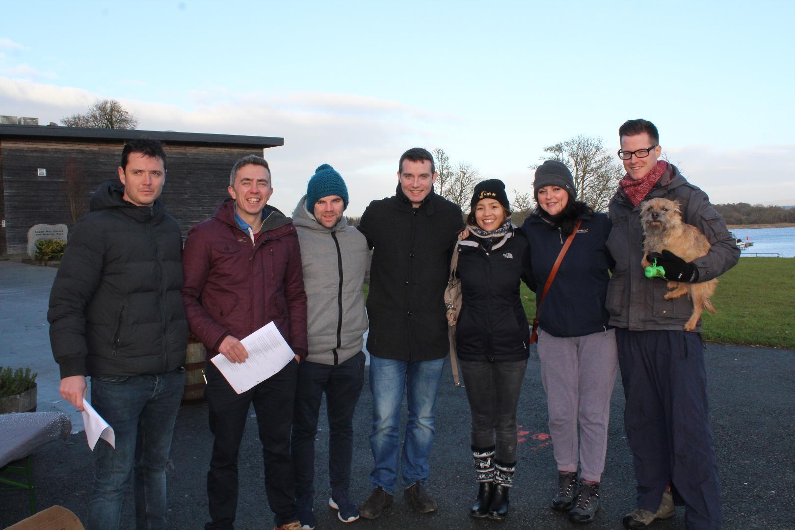 Photo of Annual Treasure Hunt raised €1326