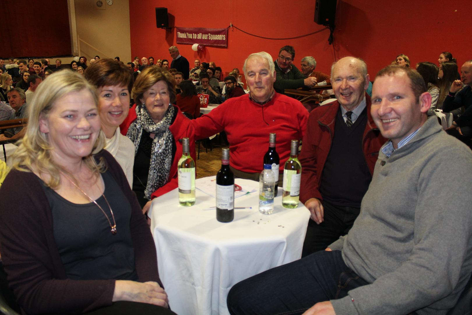 Photo of Boyle GAA annual quiz night