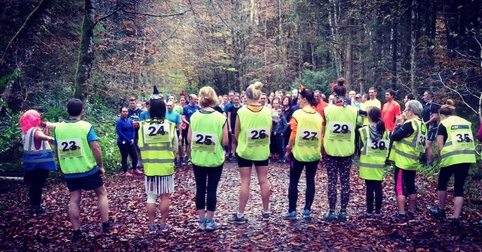 Photo of Pacer event at Lough Key parkrun