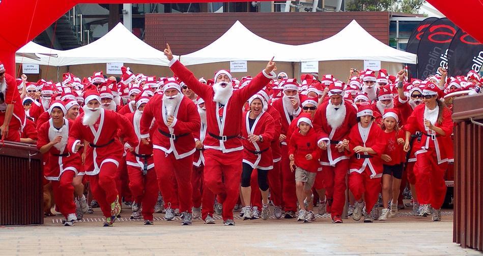 Photo of Christmas Eve parkrun on Saturday