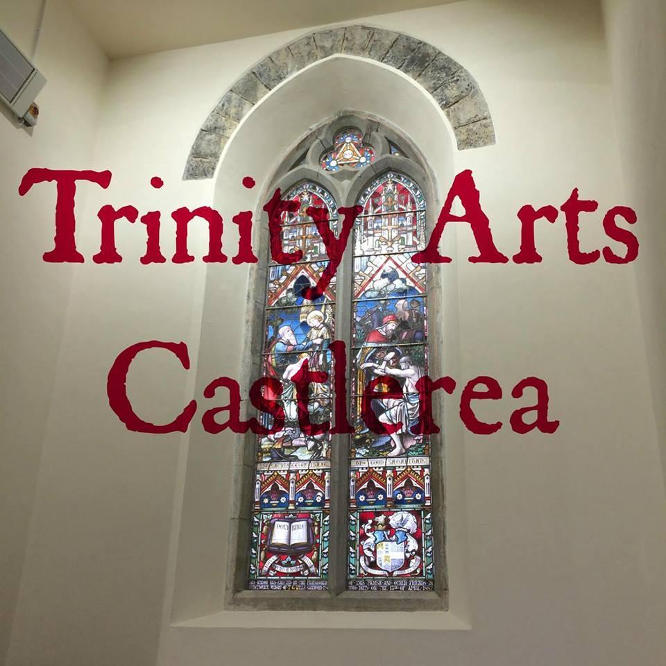 Photo of Trinity Arts Castlerea win award