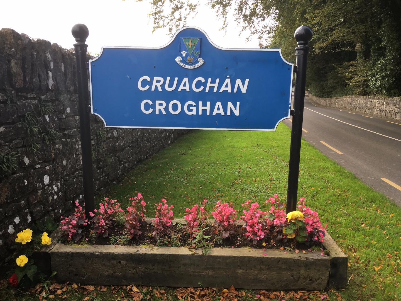 Photo of Meeting on Croghan history