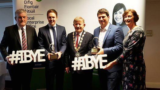 Photo of Kyle wins regional entrepreneur award