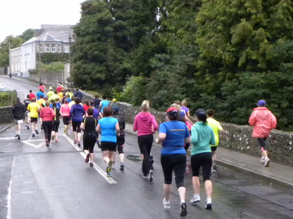 Photo of Ballyfarnon Fun Run on Sunday