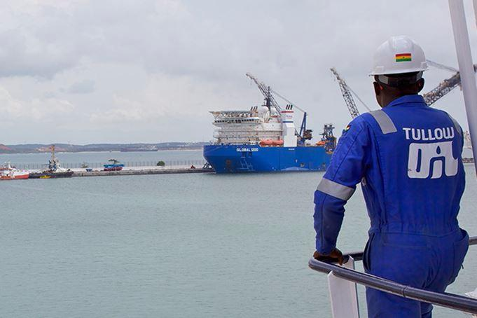 Photo of Heavey to step down as Tullow CEO