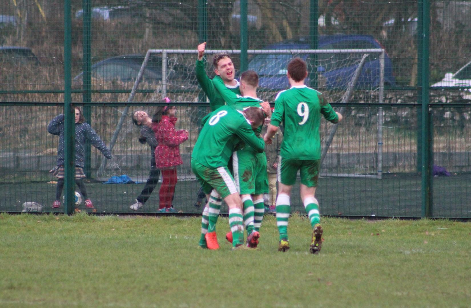 Photo of Boyle Celtic on TV on Saturday