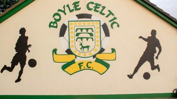 Photo of Boyle Celtic cash draw winners