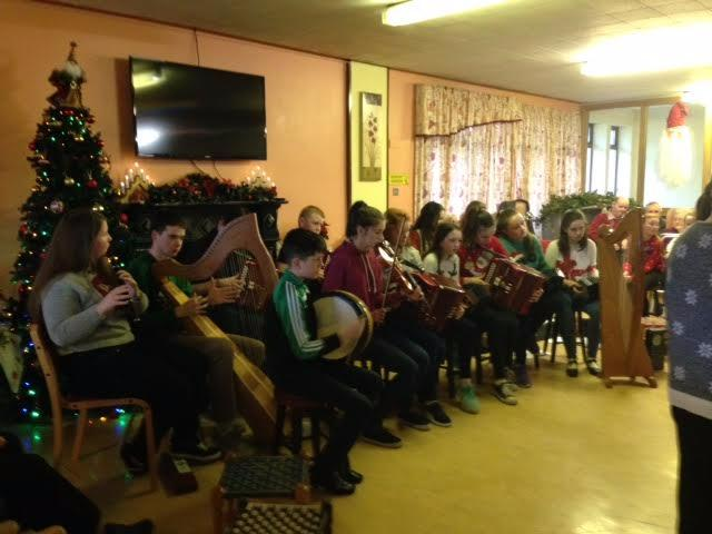 Photo of Traditional  Musicians lecture tonight