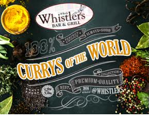 Photo of Tonight is Curry Night at Whistlers